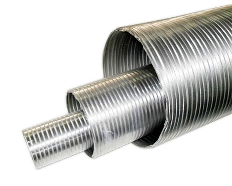 Flexible Stainless Steel Chimney Flue Liner Pipe Multi