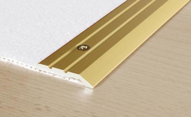 Excellent Quality Anodised Aluminium Door Floor Trim.